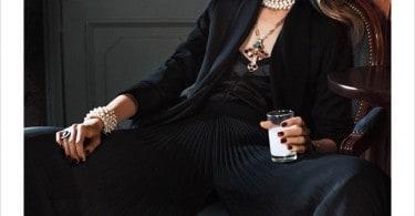 Anna Selezneva for Vogue Paris