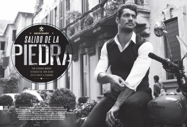 David Gandy for Esquire Latin America