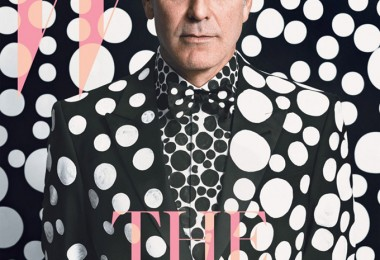 George Clooney for W Magazine  1