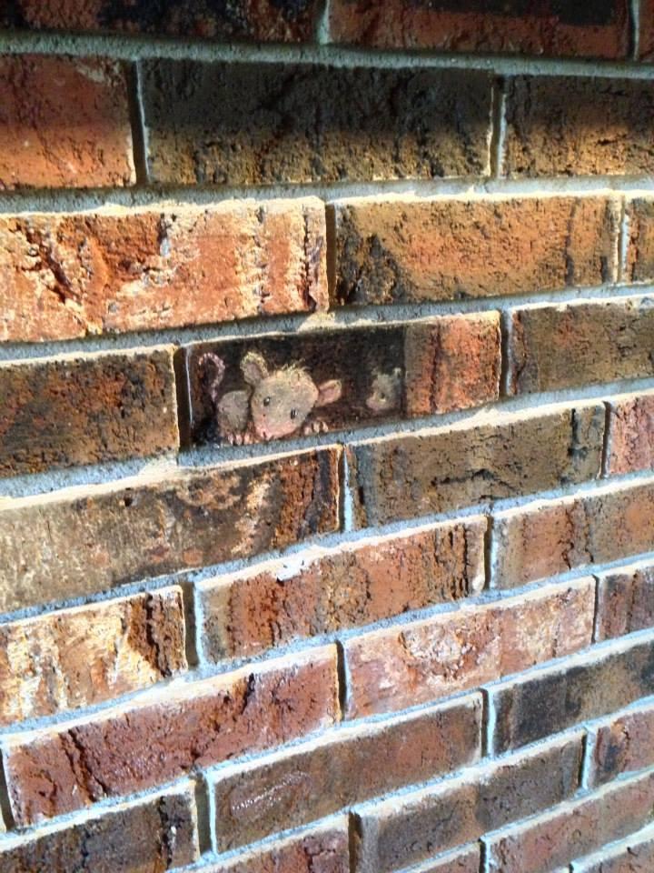 Street-Art-by-David-Zinn-in-Michigan-USA