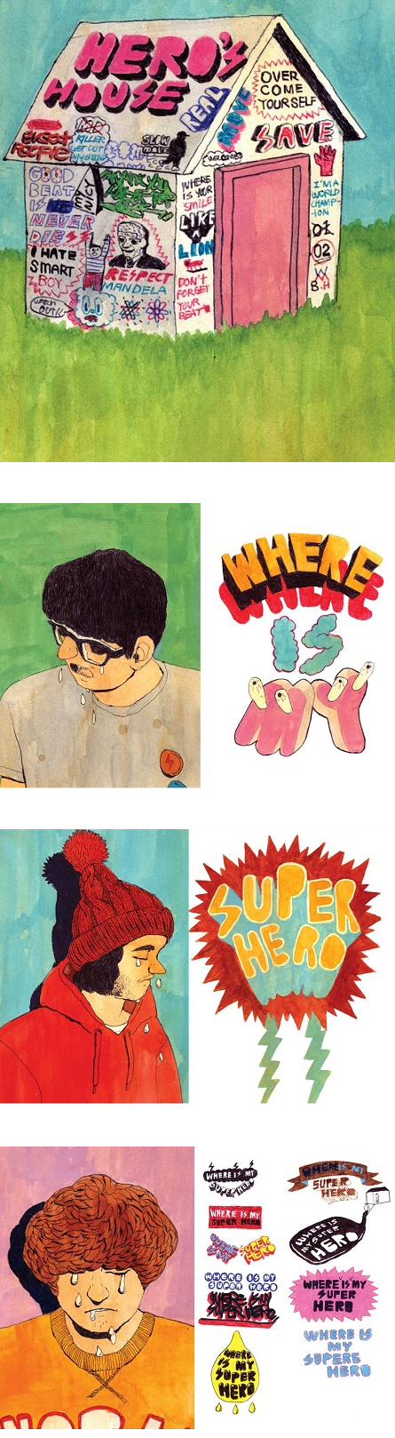 Sung-Mo-Kang-zine-illustrations