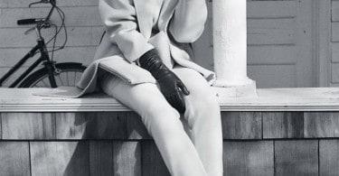 Toni Garrn for Vogue Ukraine