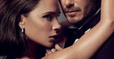 David & Victoria Beckham for Vogue Paris