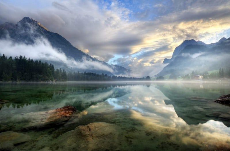 10 Hintersee Top 10 Most Beautiful Nature Spots Around the Austria