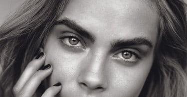 Cara Delevingne for Vogue UK 2