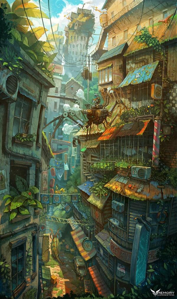The Amazing World Of Zhichao Cai