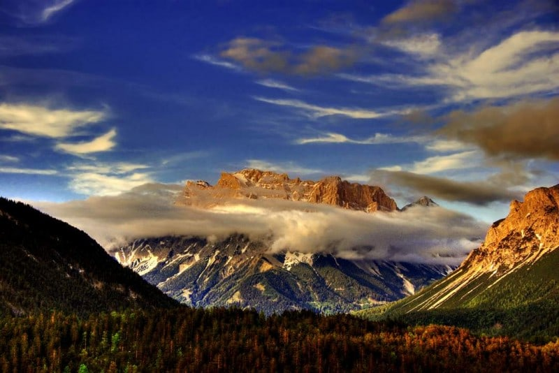 JnBwgly Top 10 Most Beautiful Nature Spots Around the Austria
