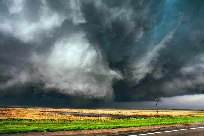May 22, 2010 Bowdle South Dakota Violent Tornado