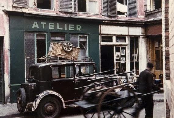 Paris+of+1950s+(13)