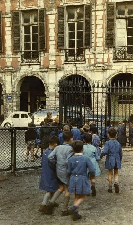 Paris+of+1950s+(16)