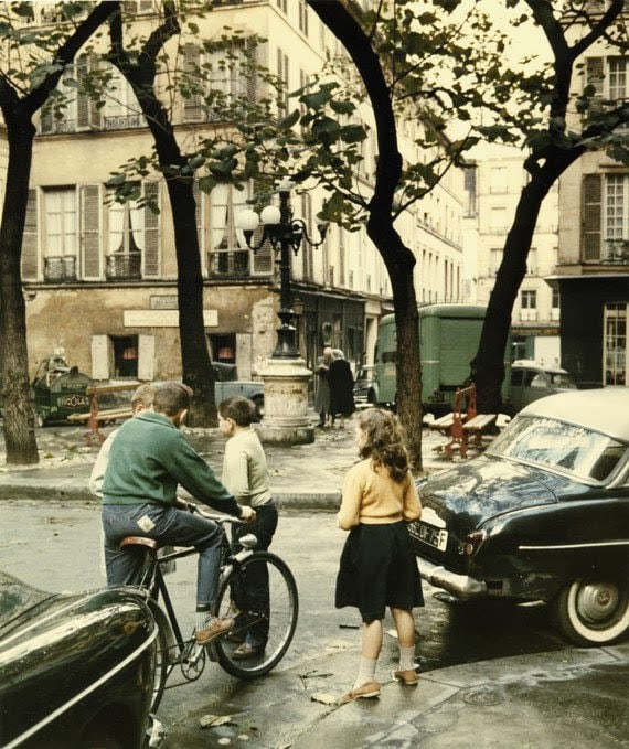 Paris+of+1950s+(17)