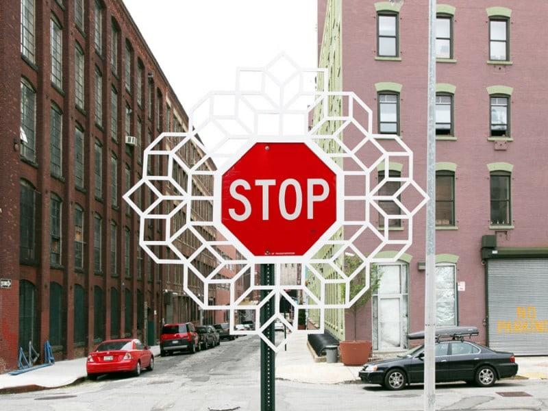 aakash-nihalani-installation-stop-sign1