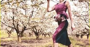 Marion Cotillard for Vogue US