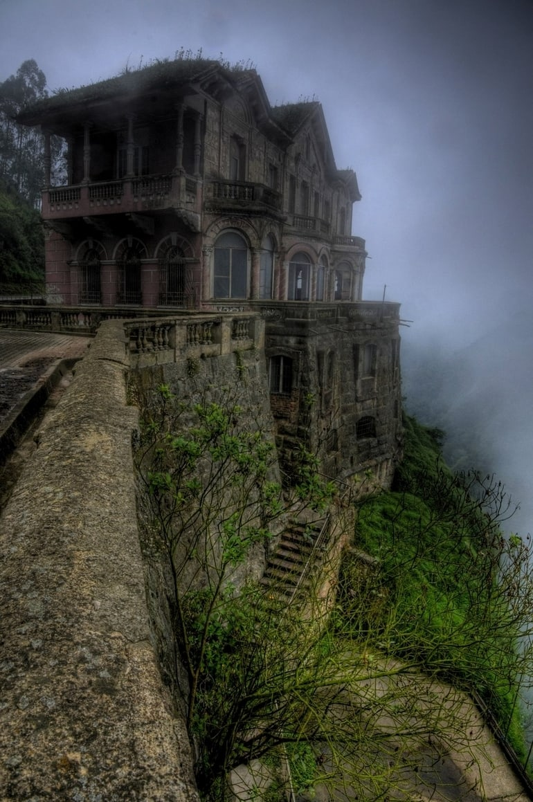 top 33 most beautiful abandoned places in the world 30 The 33 Most Beautiful Abandoned Places In The World