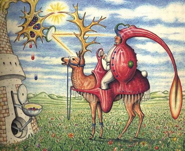 Luigi-_Serafini_Codex_Seraphinianus_11