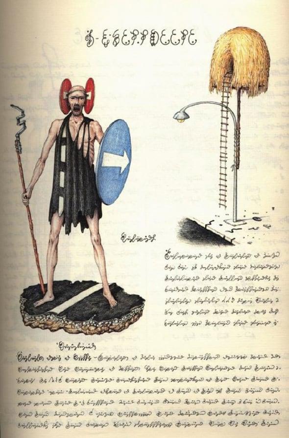 Luigi-_Serafini_Codex_Seraphinianus_4