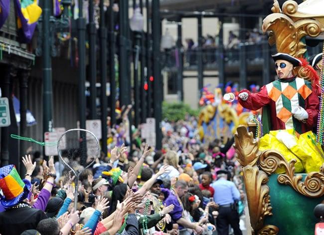 Mardi Gras — New Orleans