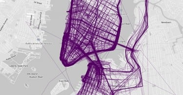 Running Routes of Major Cities like New York, Chicago, London, Los Angeles + more