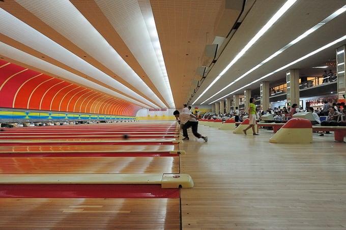 bowling pyongyang