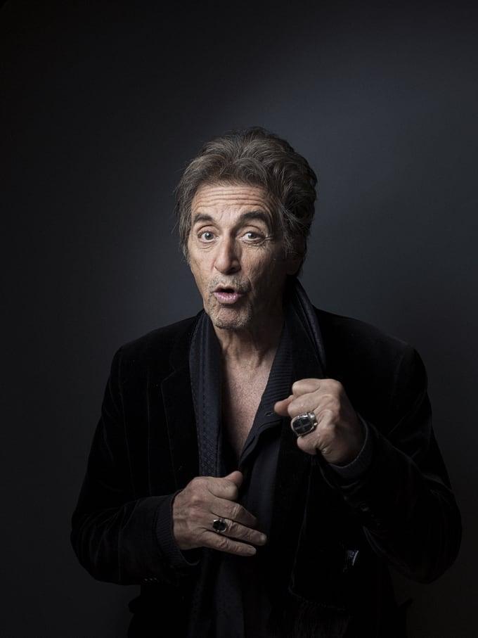 Al Pacino Portraits