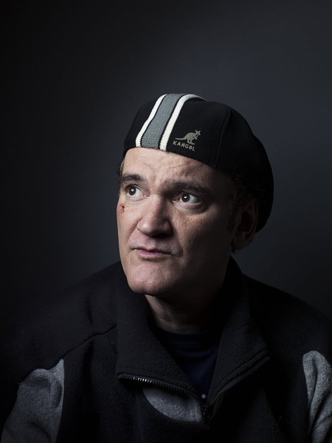 Quentin Tarantino Portraits
