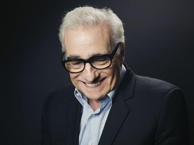 Leonardo DiCaprio & Martin Scorsese Portraits