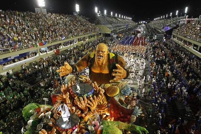 brazil festivals