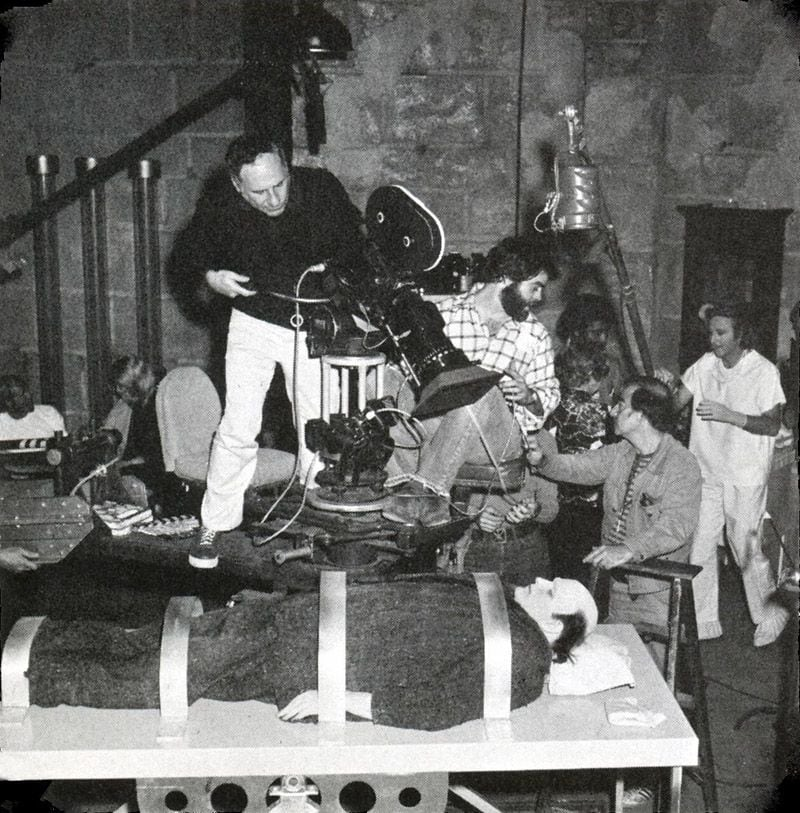 shootinmovies19  Behind The Scene Images Of Famous Movies