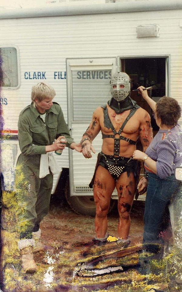 shootinmovies25 Behind The Scene Images Of Famous Movies