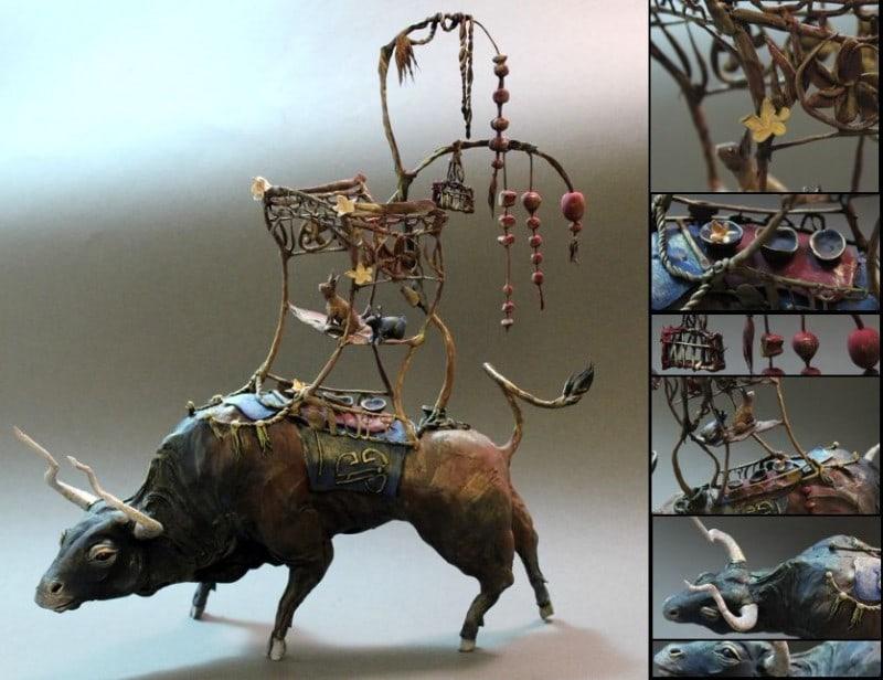 Bull-of-Burden