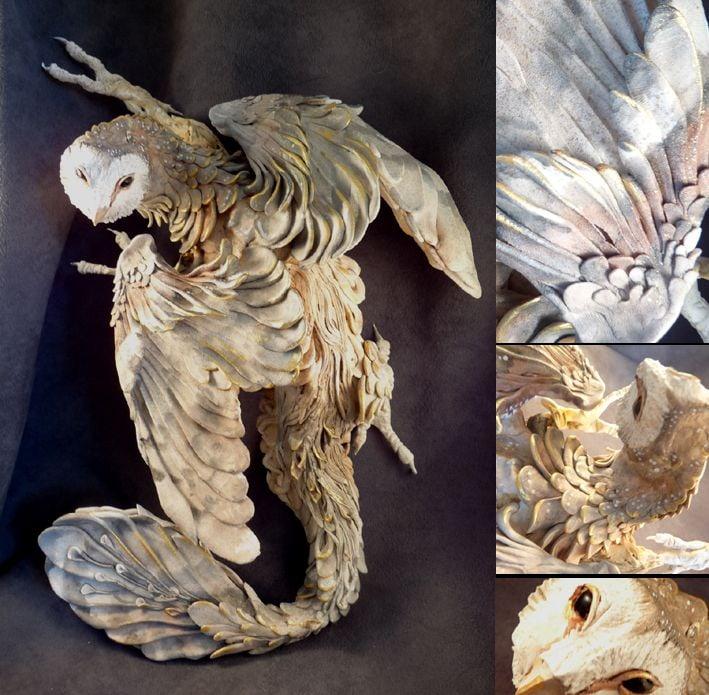 Owl-Dragon