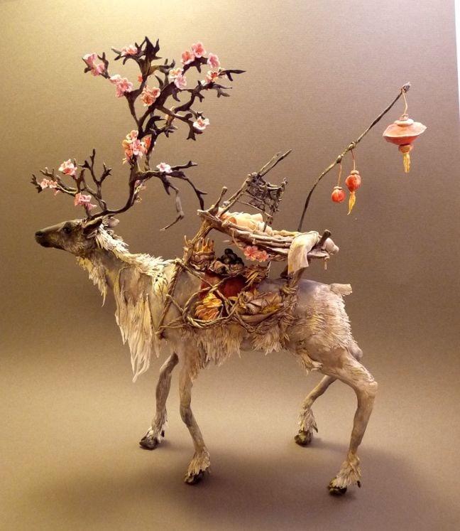 Sakura-Caribou