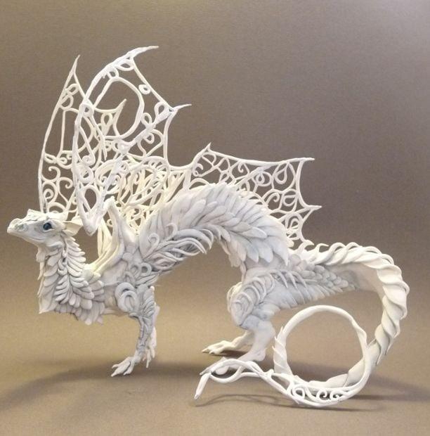 White-Lattice-Dragon