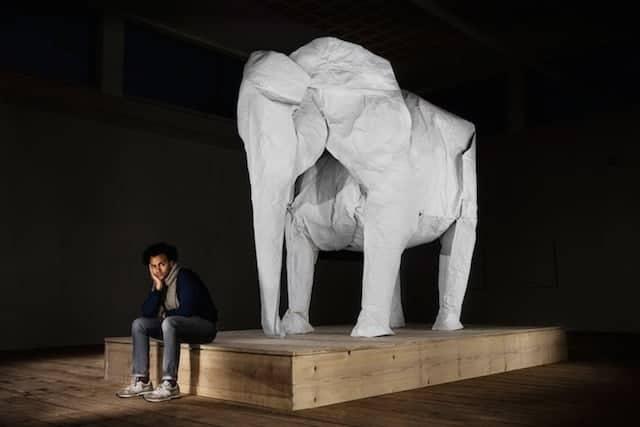 mabona origami elephant 01 2