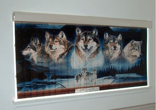 wolf blinds