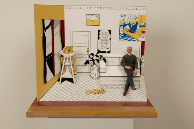 14JoeFig_RoyLichtenstein-Miniature