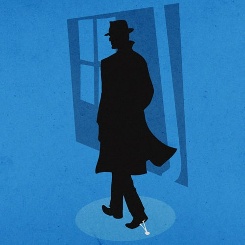 Aled-Lewis-Gum-on-Shoe-Detective