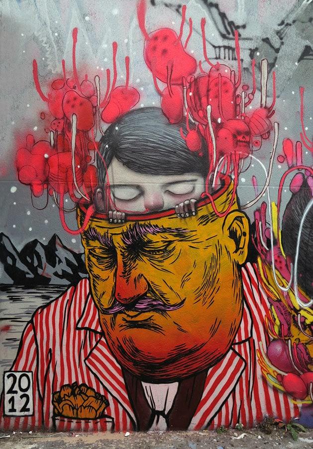 Broken-Fingaz-Crew-Street-Art-with-Seth-the-Globepainter