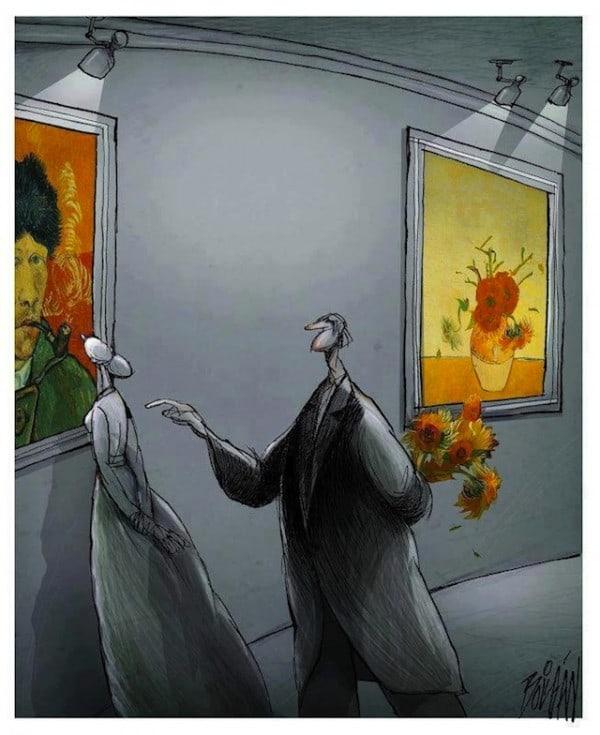 Surreal-Contemporary-Cartoons-by-Angel-Boligan-1-600x735