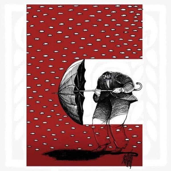 Surreal-Contemporary-Cartoons-by-Angel-Boligan-12-600x600