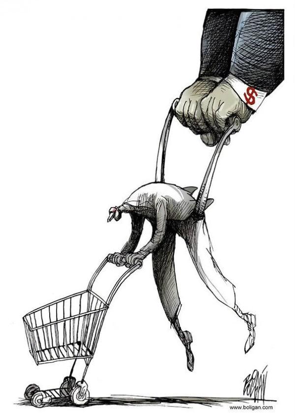 Surreal-Contemporary-Cartoons-by-Angel-Boligan-15-600x851