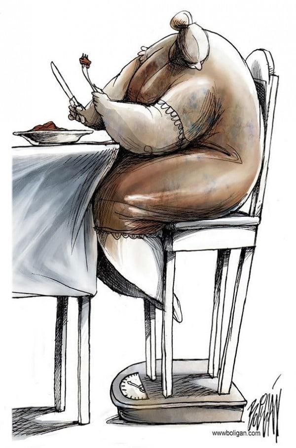 Surreal-Contemporary-Cartoons-by-Angel-Boligan-21-600x908