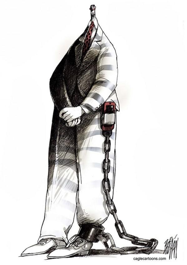 Surreal-Contemporary-Cartoons-by-Angel-Boligan-24-600x850