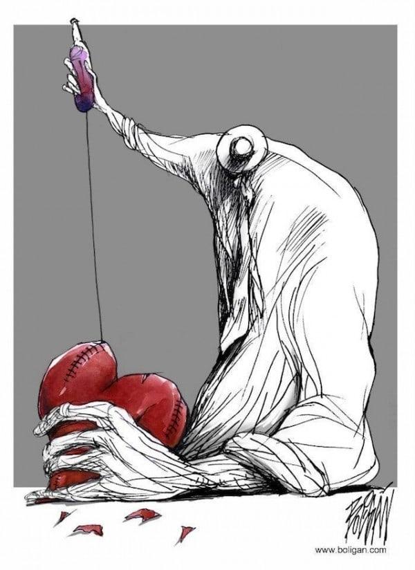 Surreal-Contemporary-Cartoons-by-Angel-Boligan-4-600x824