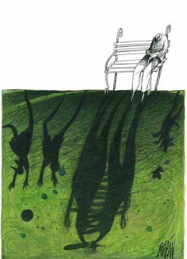 Surreal-Contemporary-Cartoons-by-Angel-Boligan-6