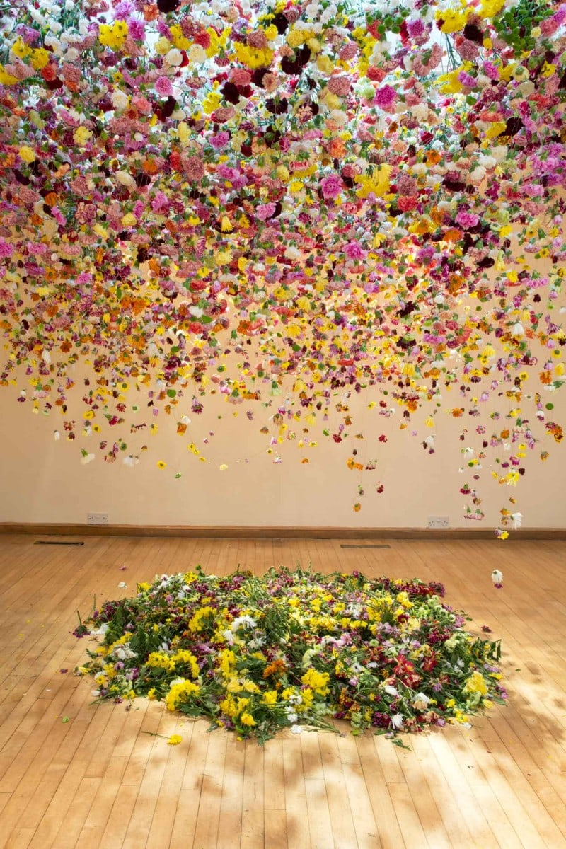 Floral-Art-The-Hated-Flower-2014-by-Rebecca-Louise-Law-Yellowtrace-23