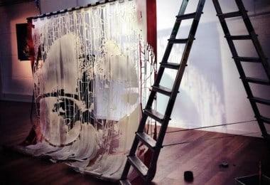 Behind The Scene Installation by BISERama