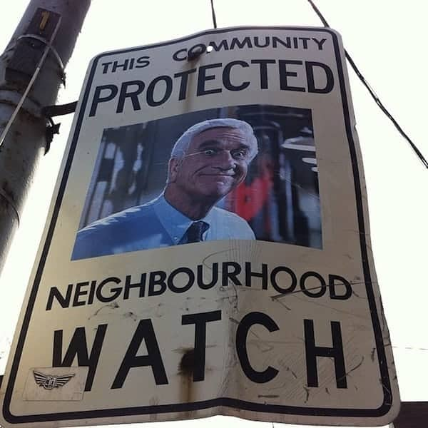 Boring Neighborhood Watch Pimped With Movie And TV Characters 2014 01 1