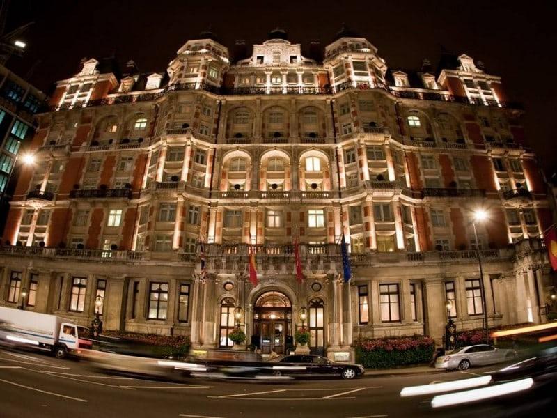Mandarin Oriental Top 15 Converted Hotels