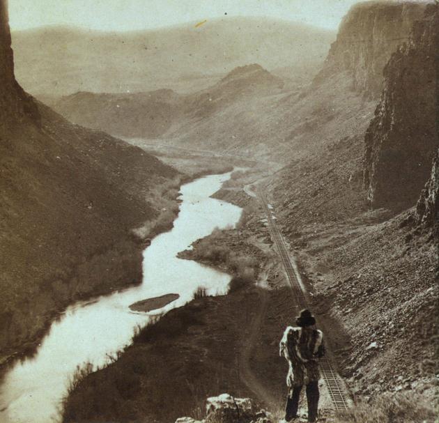 Native Railroad overlook